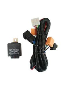 Potauto head light wiring kit for all vehicle