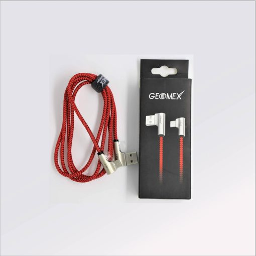 Geomex Type C Charger Cable 1.2m Long