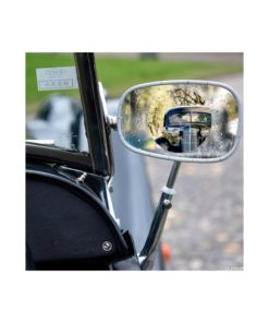 ZWOOS 2PCS Car Rearview Mirror, Protective Film for Car Mirrors