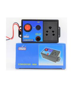Mini DC to AC Converter for all types of Vehicle (12 V) - 1628