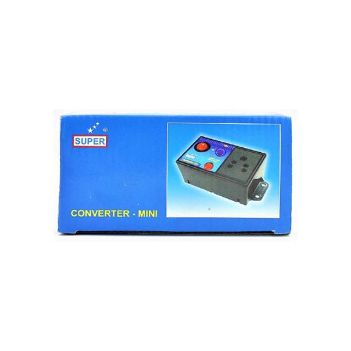 Mini DC to AC Converter for all types of Vehicle (12 V)