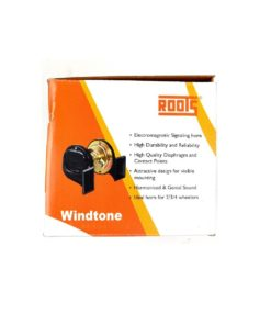 Roots Windtone Classic Horn Pair (12V)
