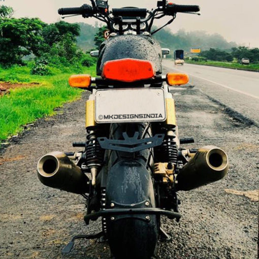 Tail Tidy for Royal Enfield Interceptor 650 & Continental GT 650