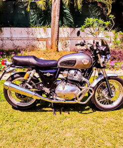 Super Touring Seat for Royal Enfield Interceptor 650 & Continental GT 650