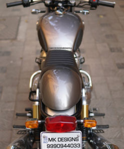 CafeRacer Seat Cowl for Royal Enfield Interceptor 650 & Continental GT 650