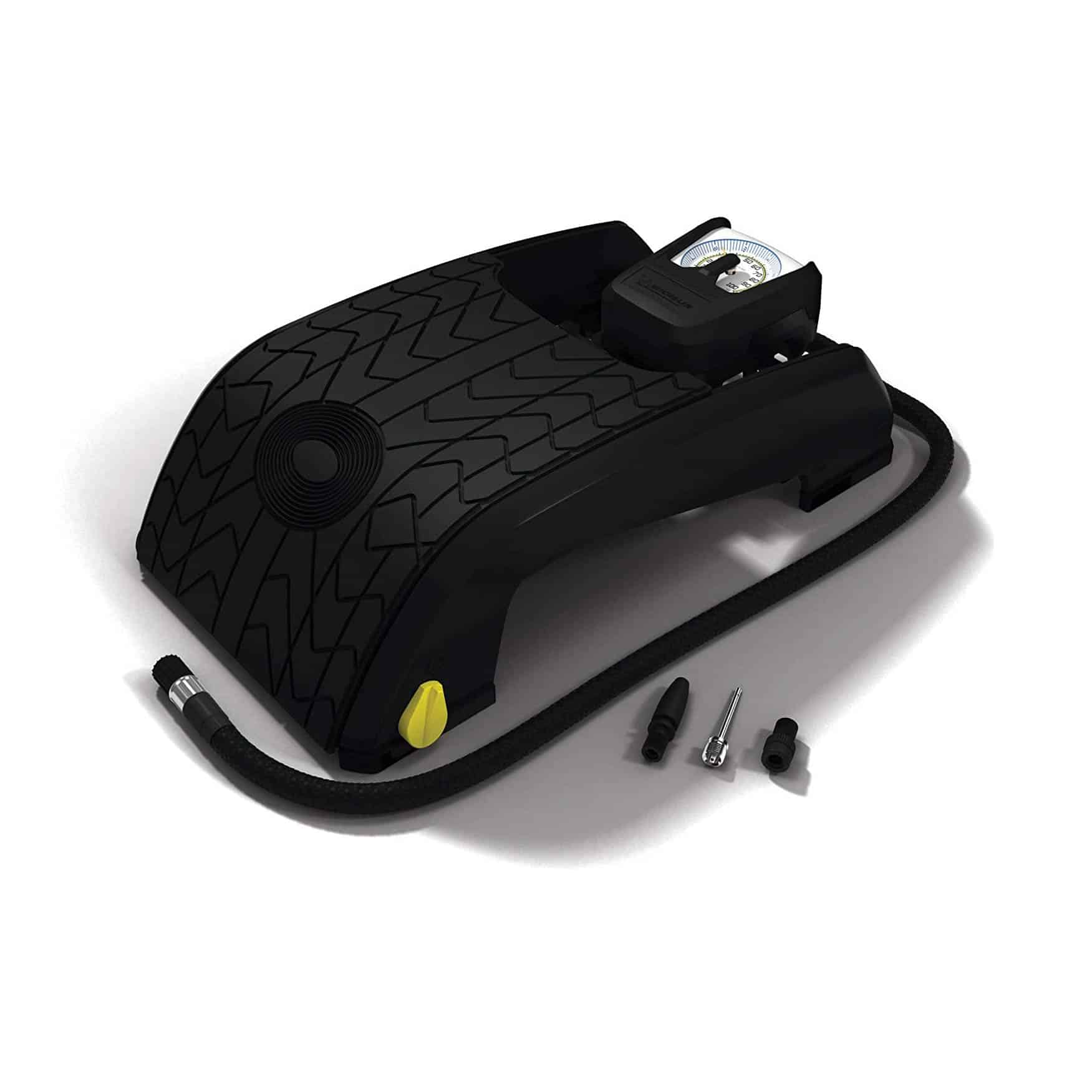 Michelin Analogue Double Barrel Foot Pump 12206