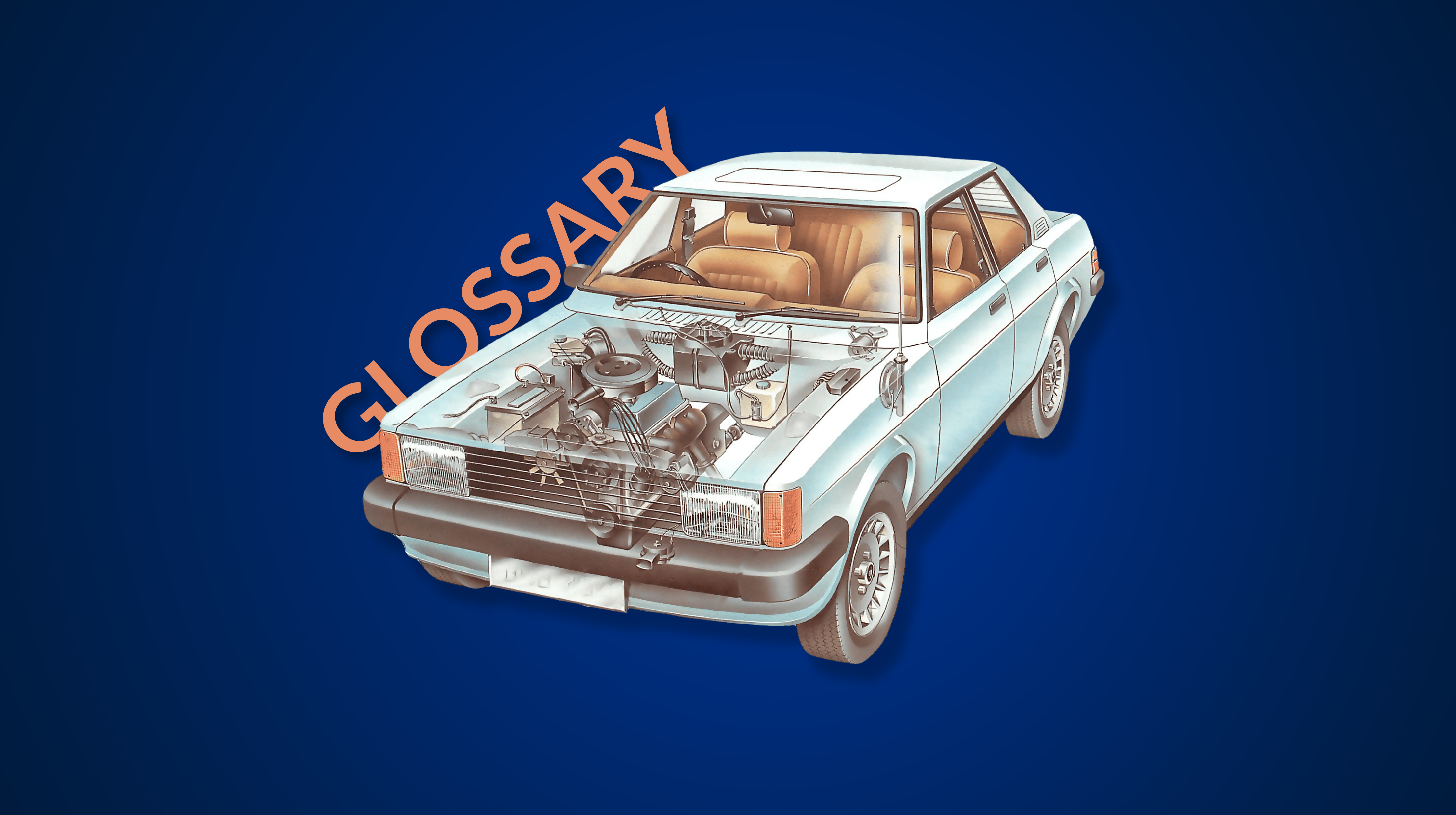 The Ultimate Car Inside Parts Glossary (Car Interior Parts Names)