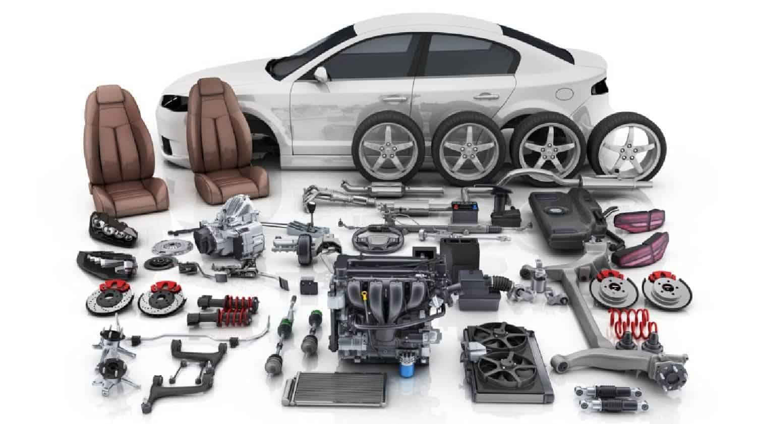 Car Parts Name: Learn the Vocabulary of Popular Names of Car Part