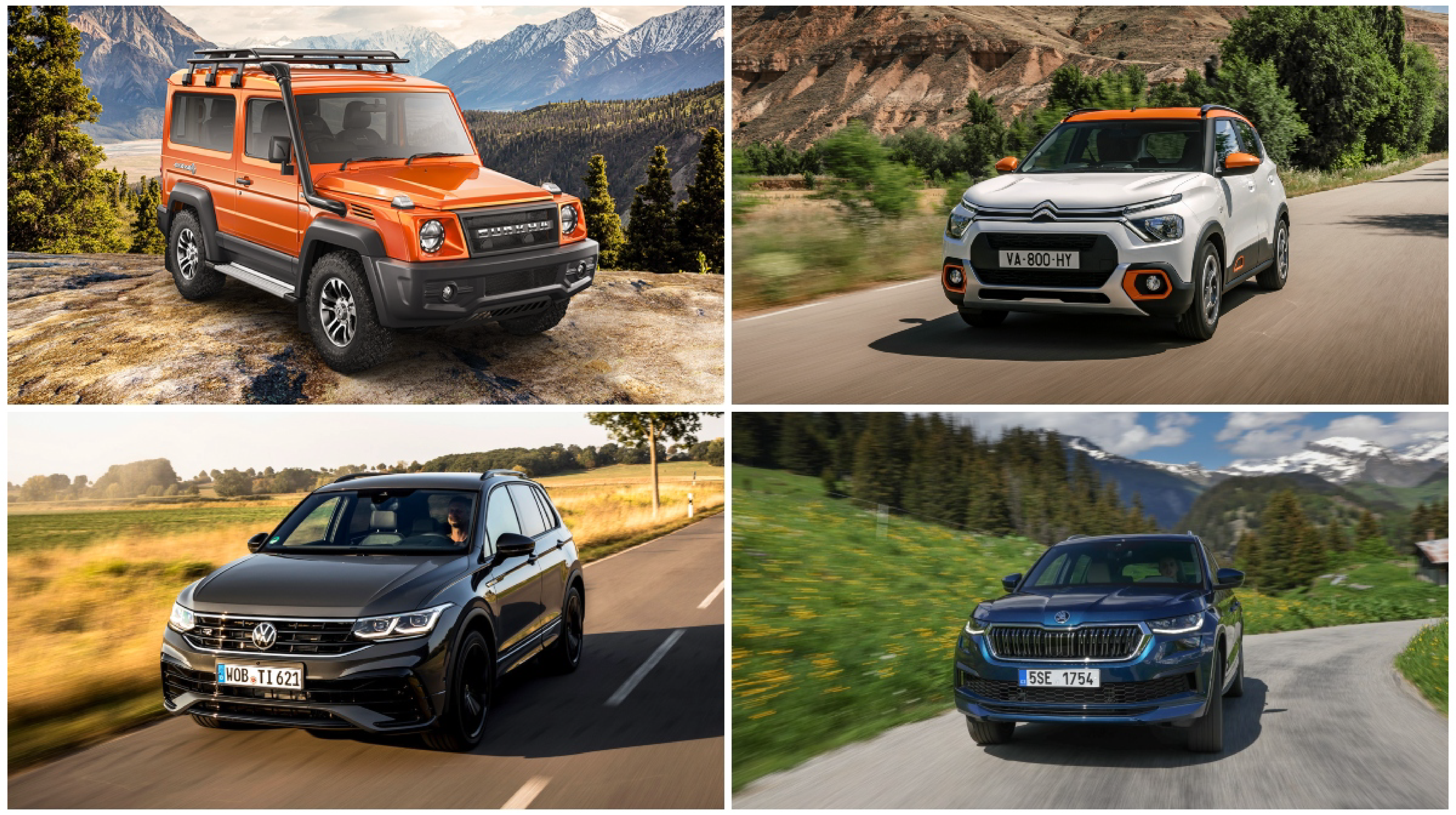 Upcoming SUV in India 2021 & 2022