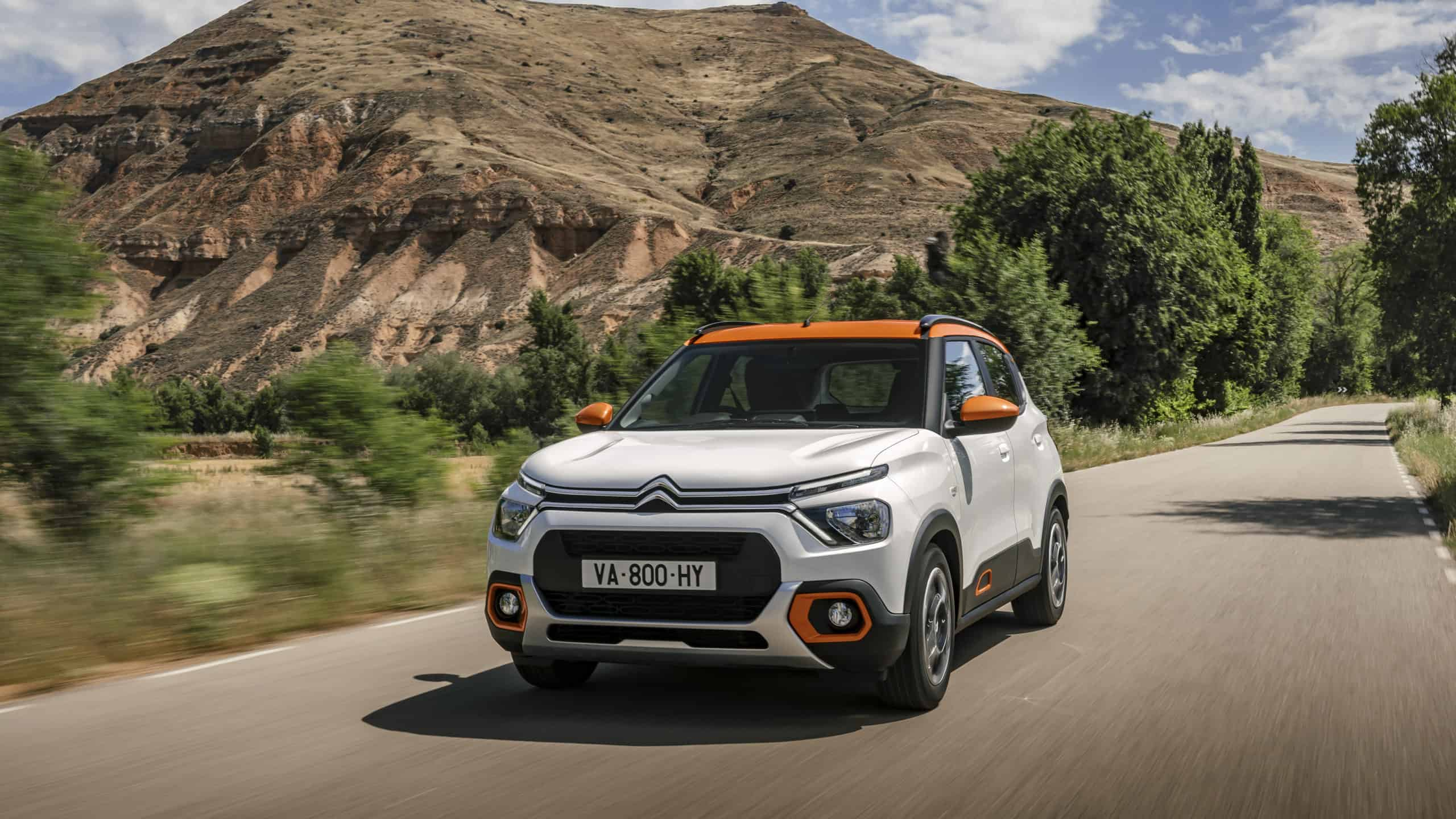2021 Citroen C3 Unveiled - First Made for India Citroen