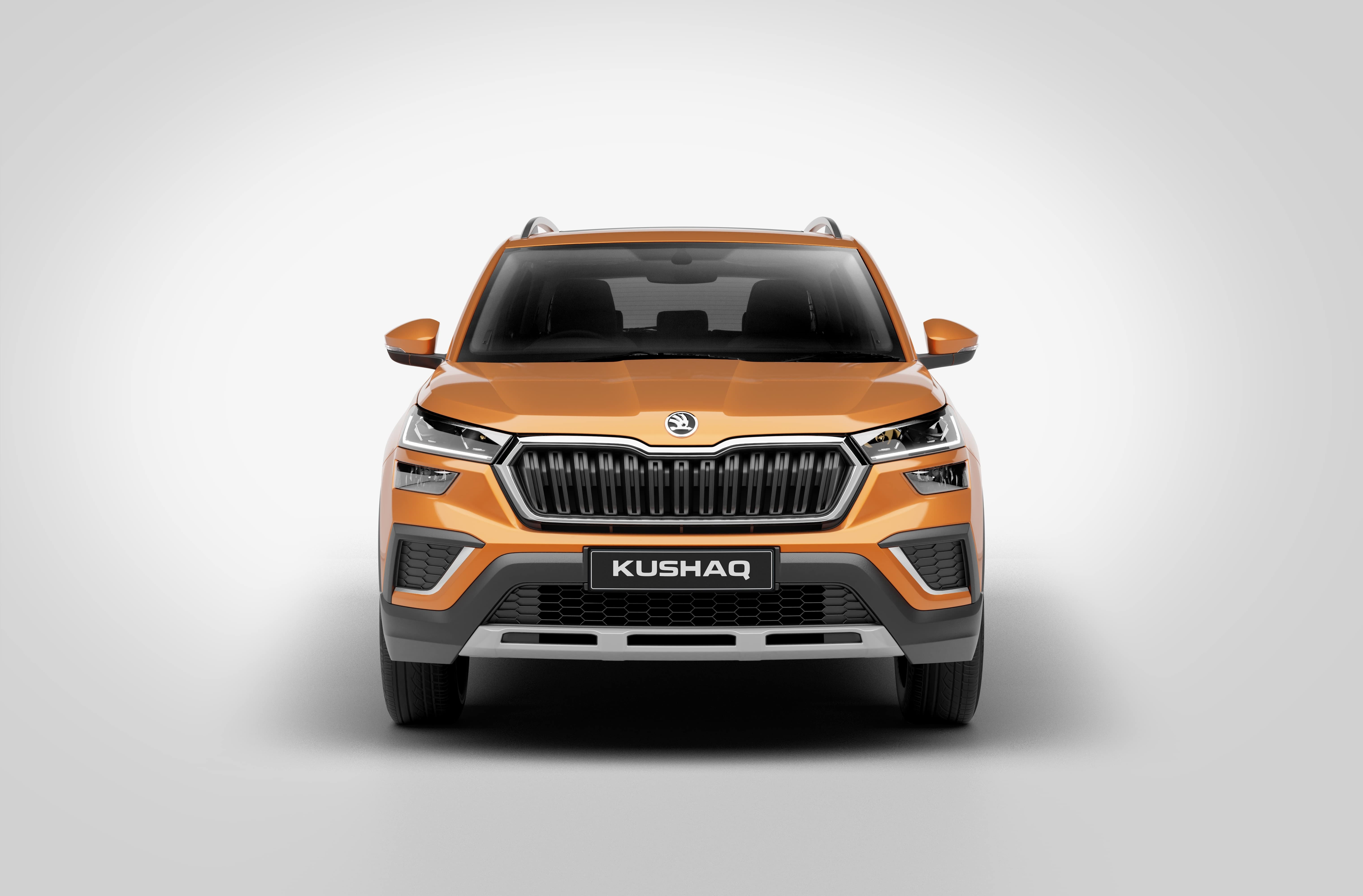 Skoda Kushaq AT to Offer 6 Airbags and TPMS for Rs 40,000 Extra
