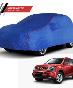 Mahindra XUV 500 Body Cover Car with Antenna Cover, Mirror Pockets, and 100% Water Repellent (N-Series)