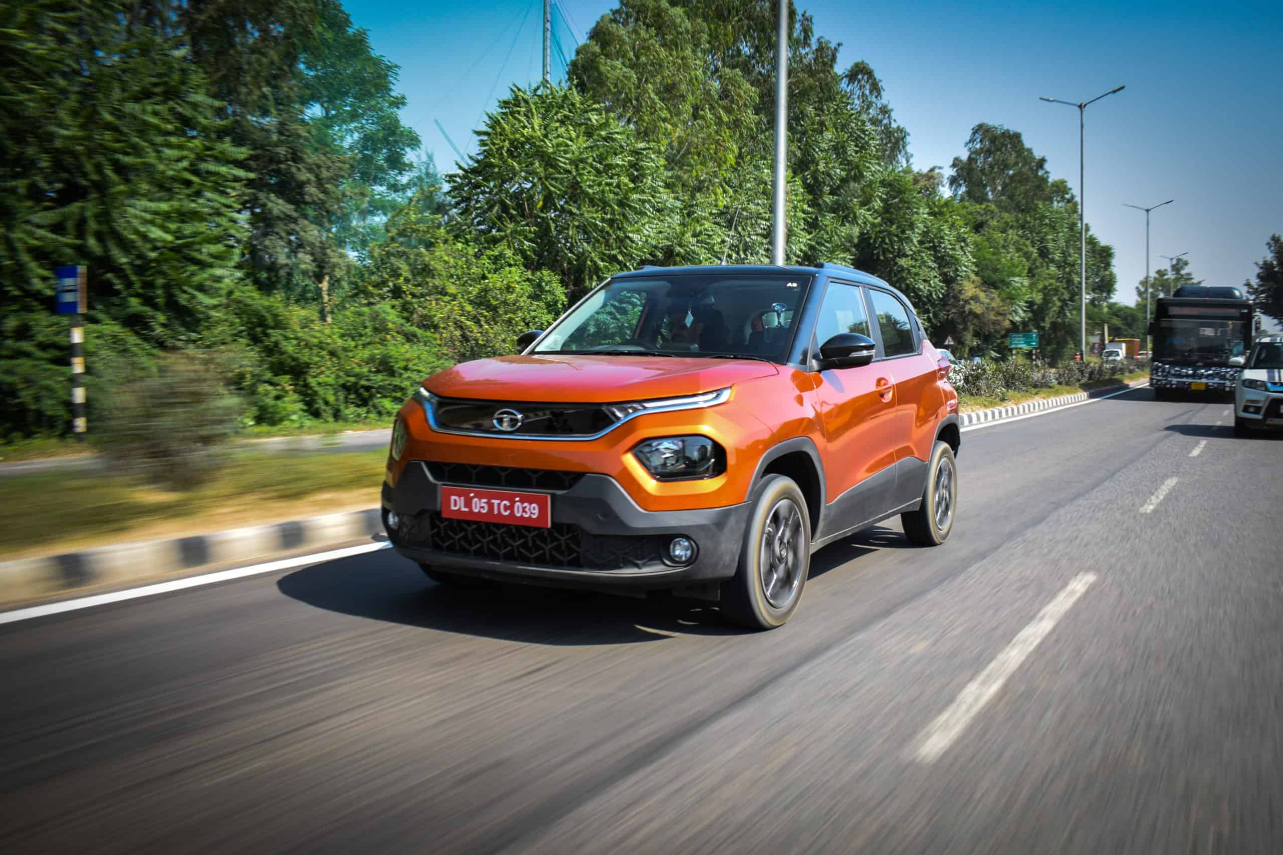 2021 Tata Punch First Drive Review - Does it Actually Pack a Punch?